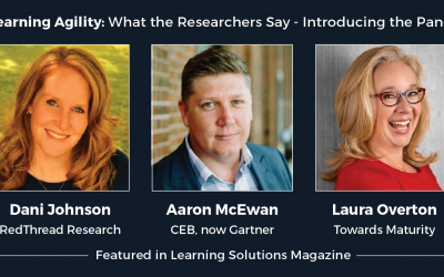 Interview with Learning Agility Researchers