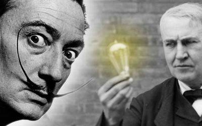 The Creativity Hack from Dali & Edison