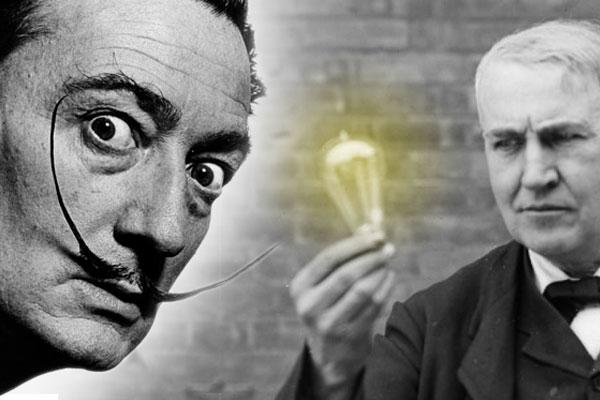 The Creativity Hack from Dali & Edison